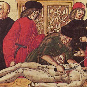 Как учить анатомию (на примере грудины)